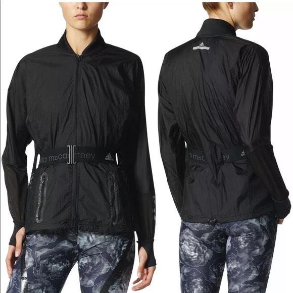 adidas Jackets & Blazers - Adidas x Stella McCartney Run Jacket Windbreaker